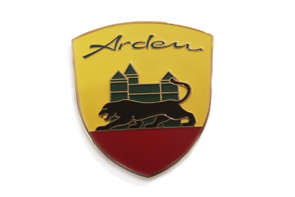 Arden Metal Emblem for all Jaguar models - Medium